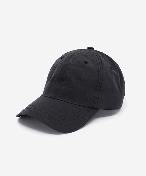 Big Sized Baseball Cap Washed Nylon