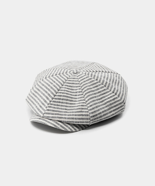 Newsboy Cap Stripe