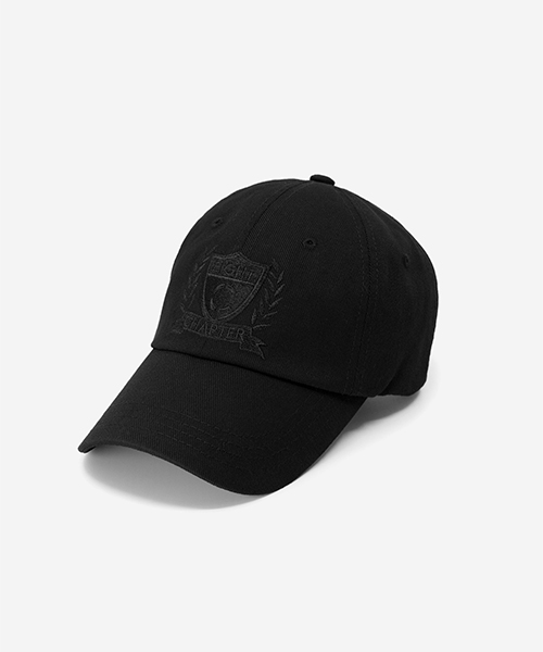 Big Emblem Washed Ball Cap