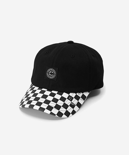 Checkerboard Low Pro Cap