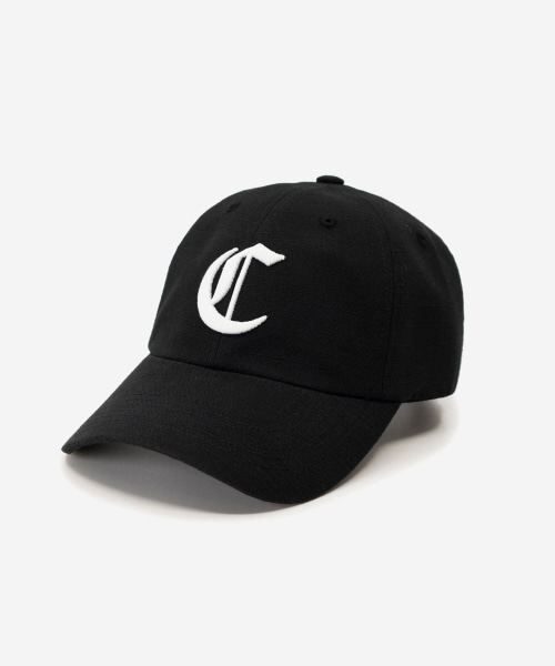 Canvas Cap Black