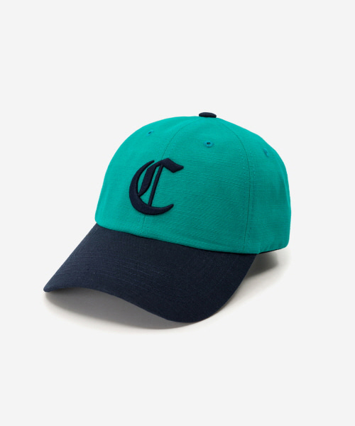 Canvas Cap Teal