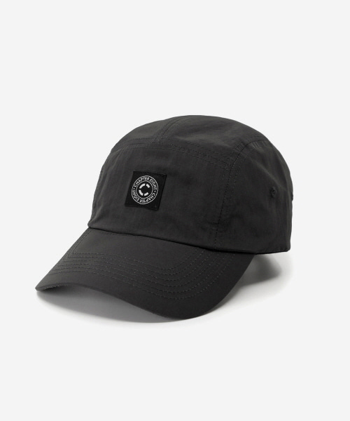Rip Nylon Camp Cap Charcoal