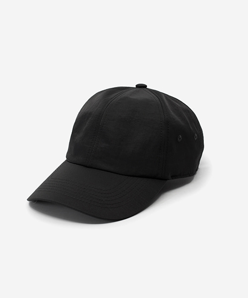 C001 Nylon Cap Black