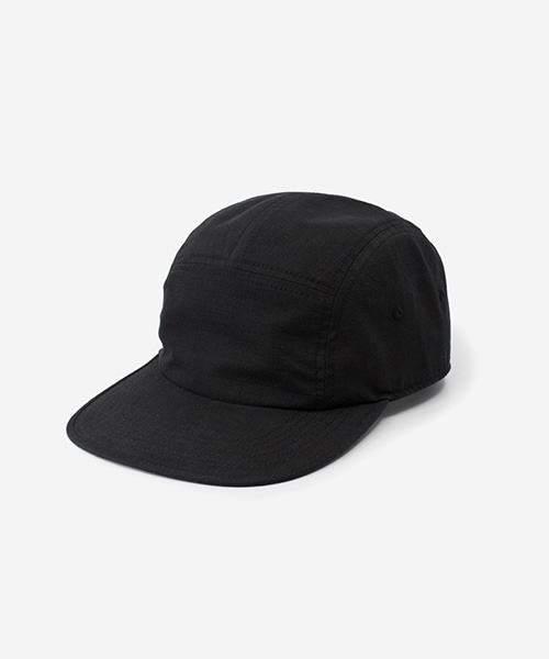Ripstop Camp Cap Black
