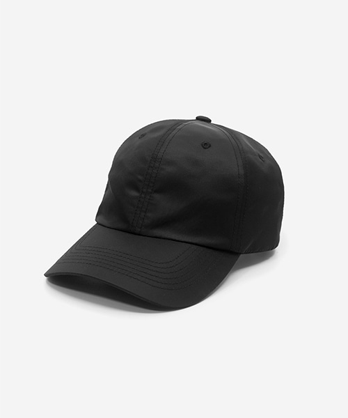 NT Basic Baseball Cap Black [60/62cm]