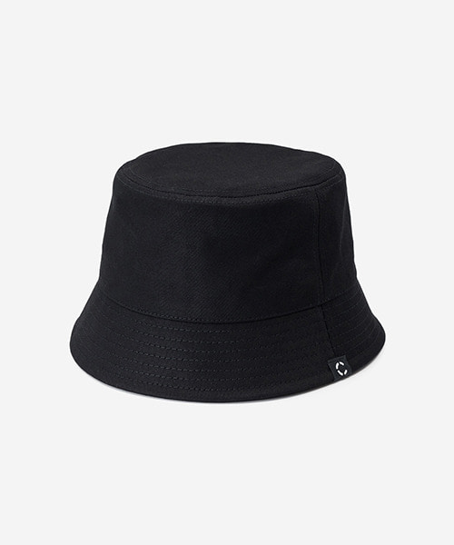 Big Sized Bucket Hat Cotton Twill