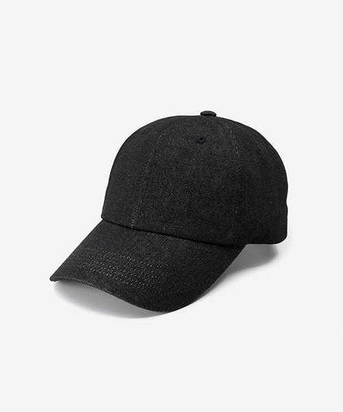 Big Sized Baseball Cap Denim