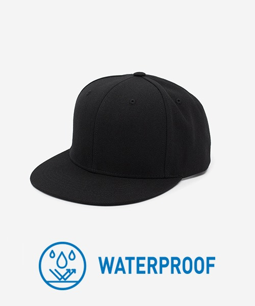 Waterproof Snapback Cap